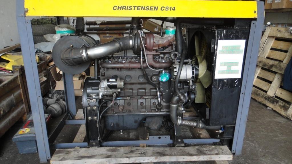 Ремонт двигателей Cummins, CAT, Komatsu в Хабаровске