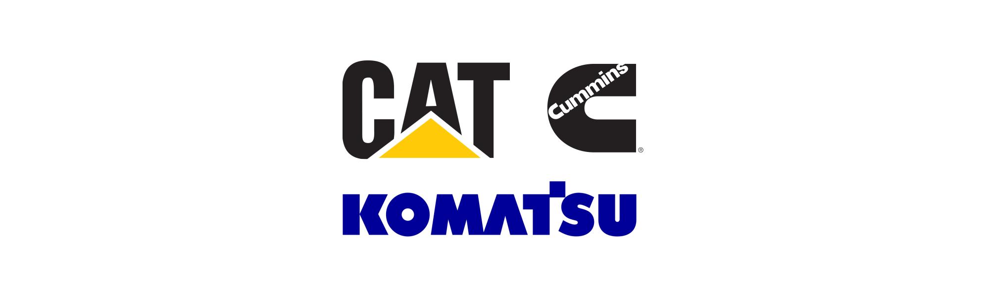 Ремонт двигателей Cummins, CAT, Komatsu